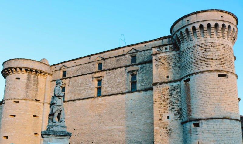 Castillo de Gordes