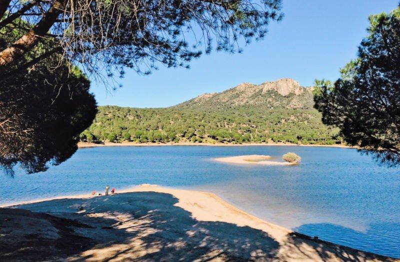 Ir al Pantano de San Juan - Qué hacer en Madrid