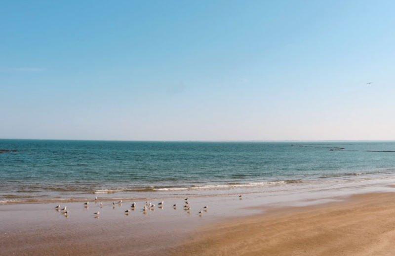 Las bonitas playas chipioneras