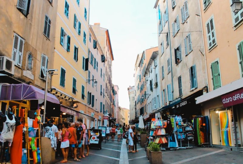Qué ver en Córcega: la capital Ajaccio