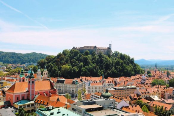 Qué visitar en Liubliana: mejores vistas