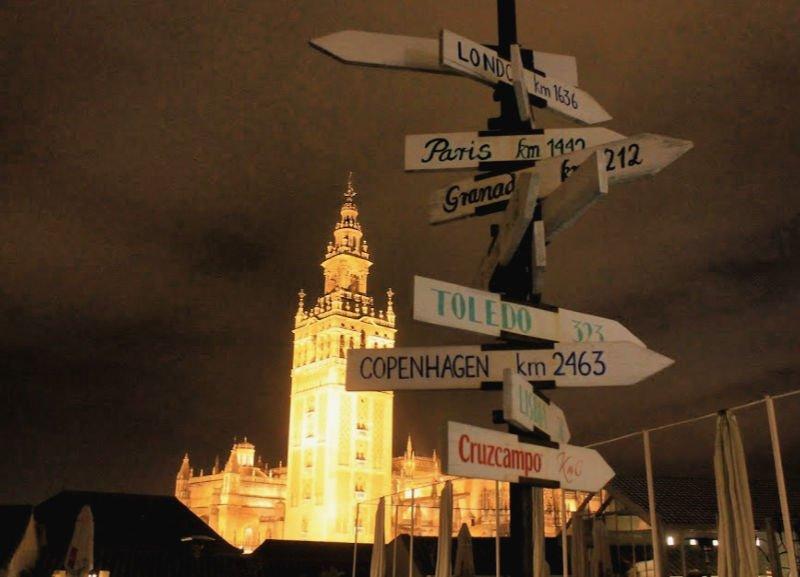 Rincones de Sevilla para Instagram