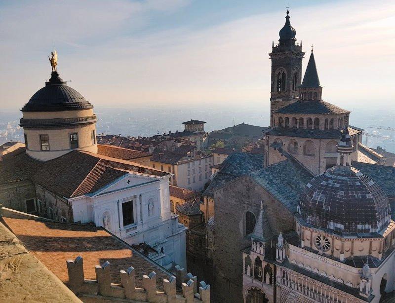 Bergamo es mucho más que su aeropuerto