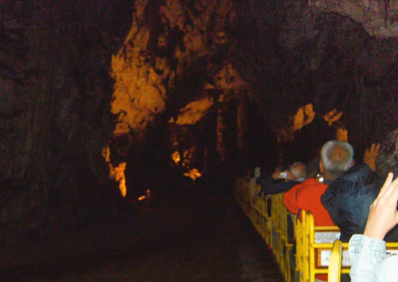 Cueva Pastojna - Cosas que visitar en Eslovenia