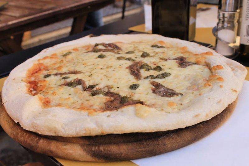 Dónde comer pizza en Florencia
