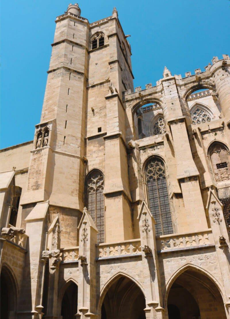 El Palacio de los Arzobispos de Narbonne