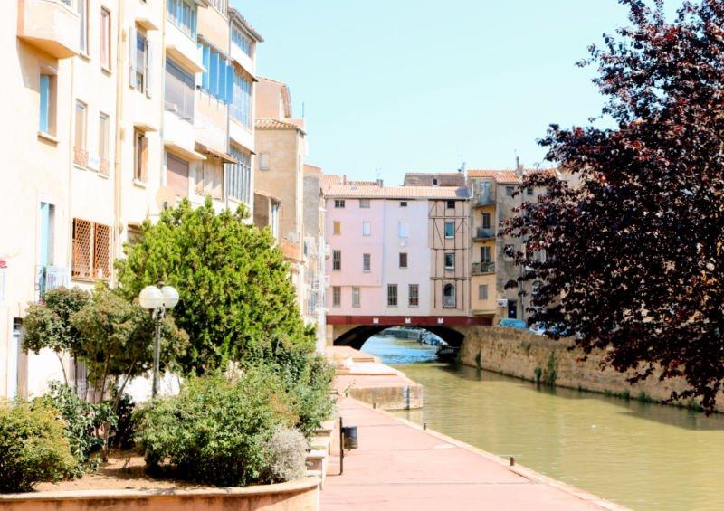 El Puente de los Mercaderes del Canal de la Robine - Qué visitar en Narbona