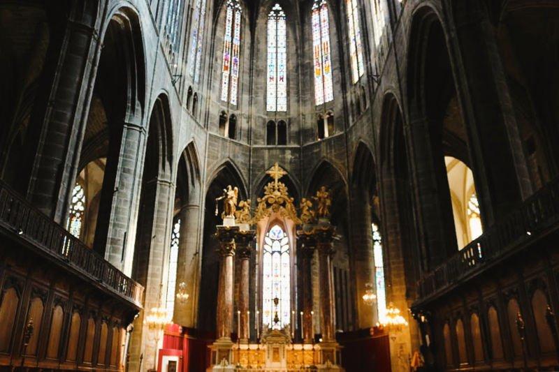 La Catedral, uno de los imprescindibles que visitar en Narbona