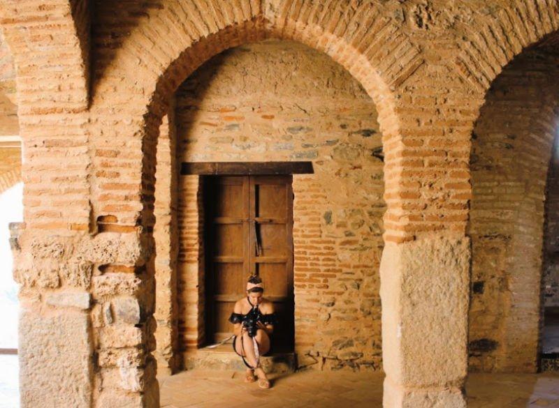 Mezquita de Almonaster, uno de los pueblos más bonitos de la Sierra de Aracena