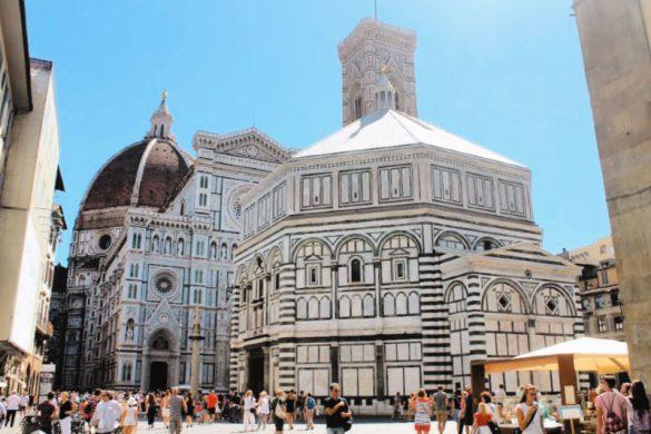 Qué ver en Florencia: la Piazza del Duomo