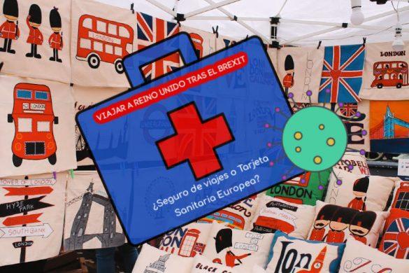 Viajar a Reino Unido después del Brexit: Sanidad
