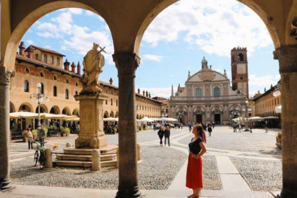 Vigevano, una de las excursiones desde Milán más desconocidas