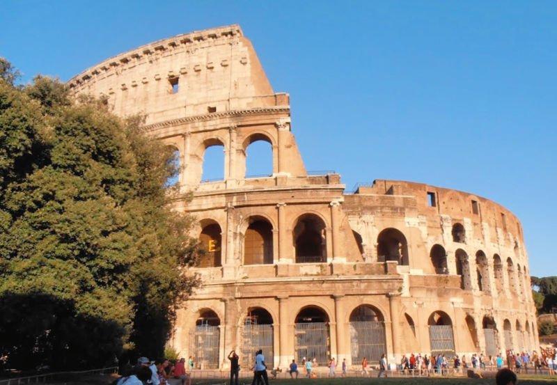 Visitar los monumentos más importantes de Roma oficial