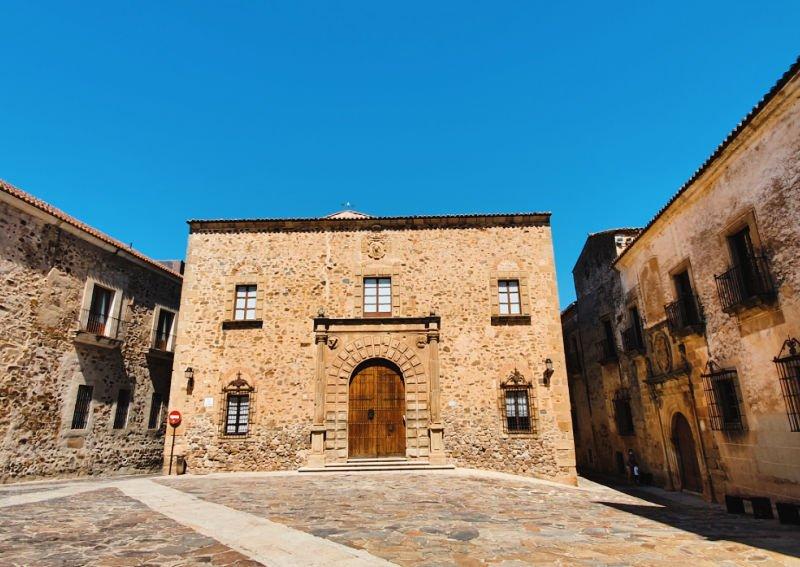 Casa de Lagarza: Monumentos que visitar en Cáceres