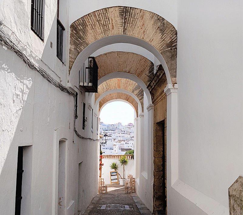 El Arco de las Monjas - Qué ver en Vejer