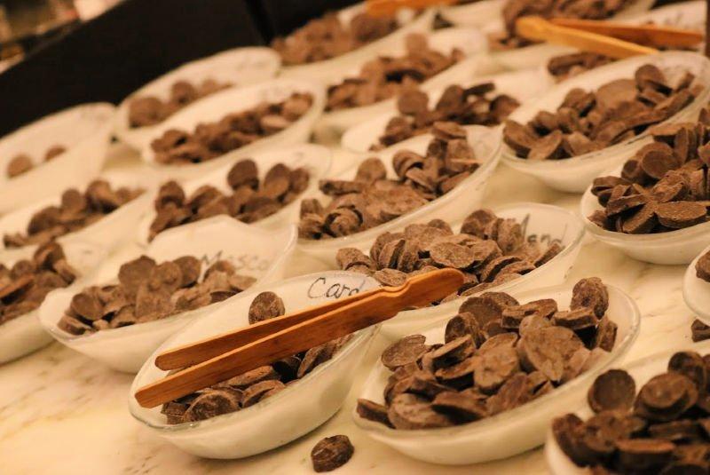 El típico chocolate azteca en Sicilia