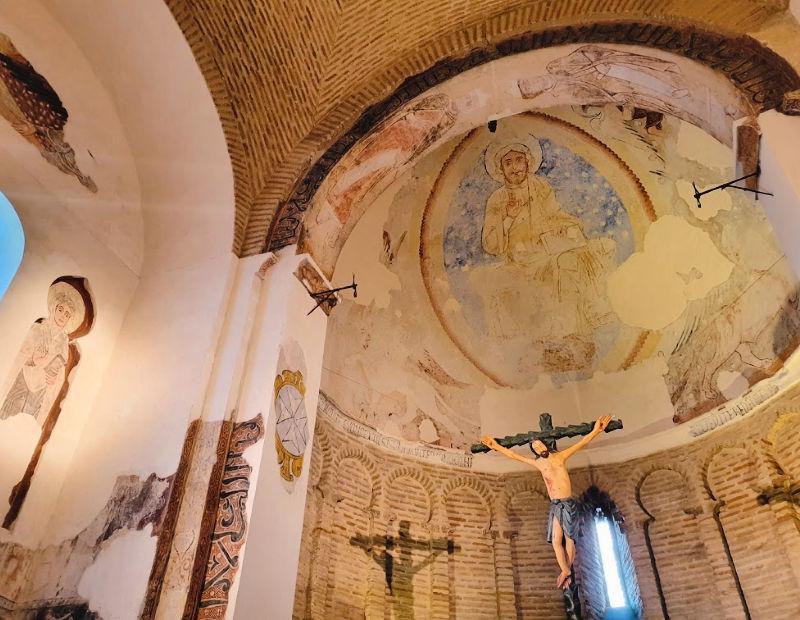 Mezquita Cristo de la Luz - Monumentos de Toledo