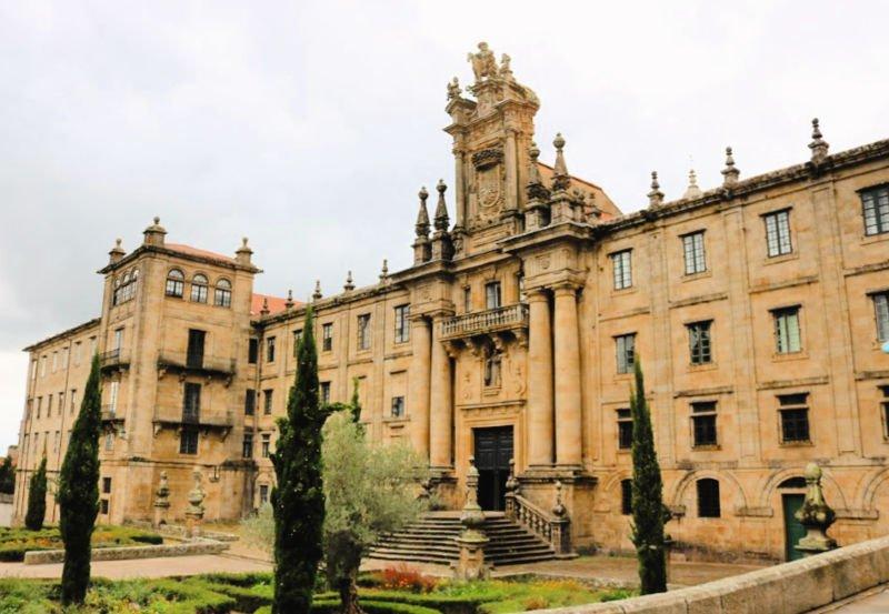 Monasterio Martín Pinario - Turismo en Santiago