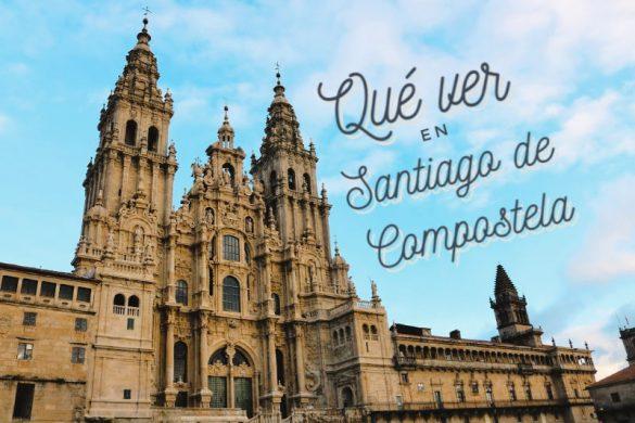 Monumentos más importantes que ver en Santiago de Compostela