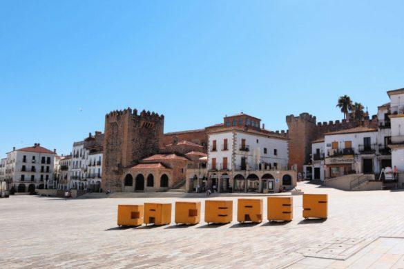 Qué ver en Cáceres: la Plaza Mayor