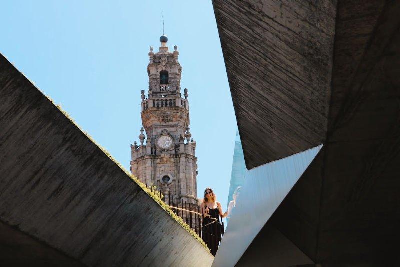 Subir a la Torre de los Clérigos - Qué hacer en Oporto