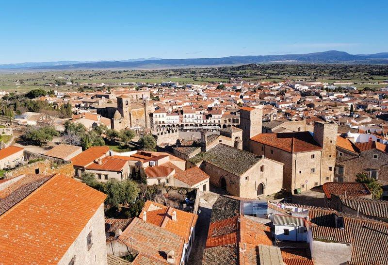 Trujillo, uno de los mejores pueblos para hacer turismo en Extremadura
