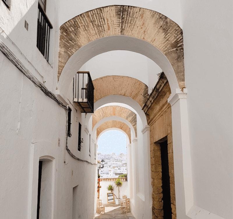Arco de las Monjas, el rincón más bonito de Vejer