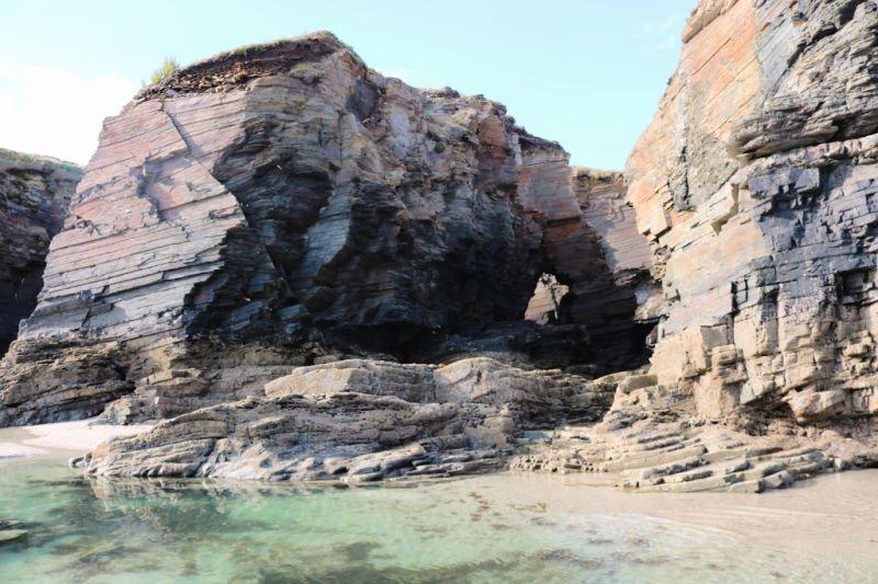 En el top de playas más increíbles de España