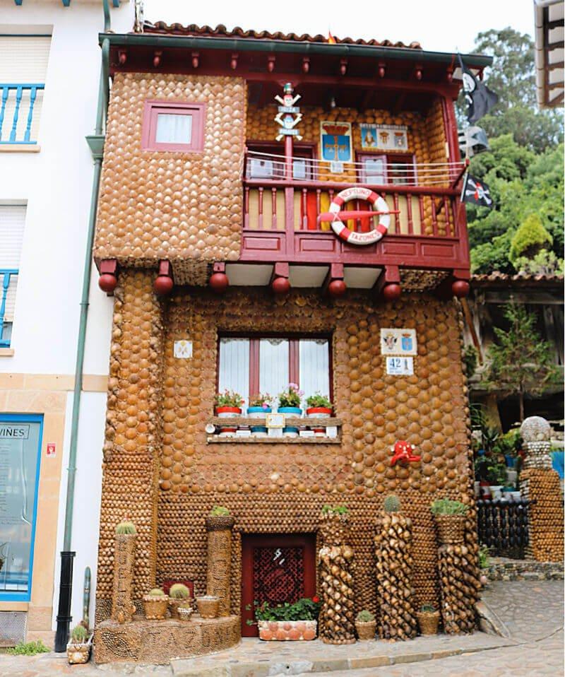 La Casa de las Conchas de San Roque