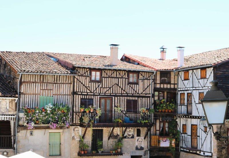 Pueblo de las mil caras en Castilla y León