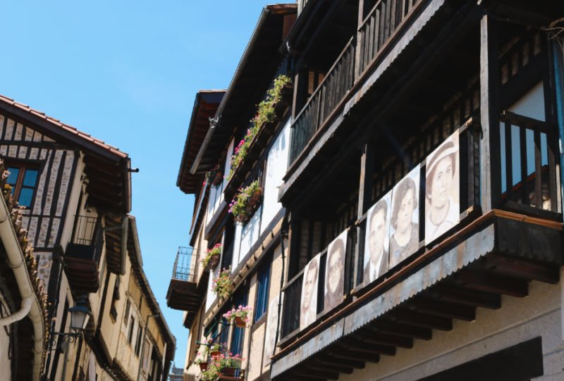 Pueblo más original de la Sierra de Francia