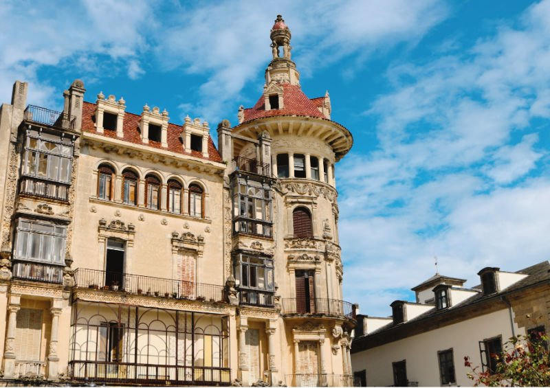 Qué ver en Ribadeo, pueblo costero de Galicia