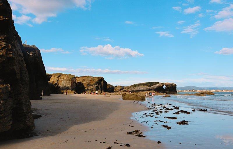 Una de las playas más bonitas de Galicia