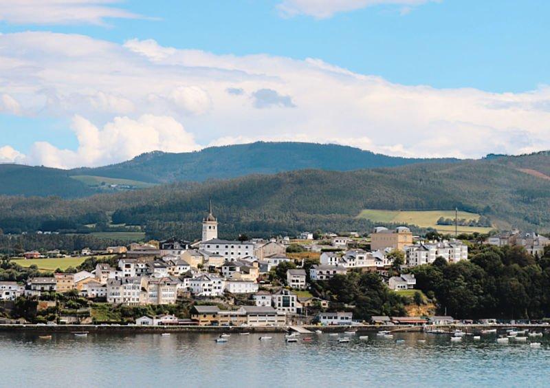 Castropol, uno de los pueblos más bonitos de la costa asturiana