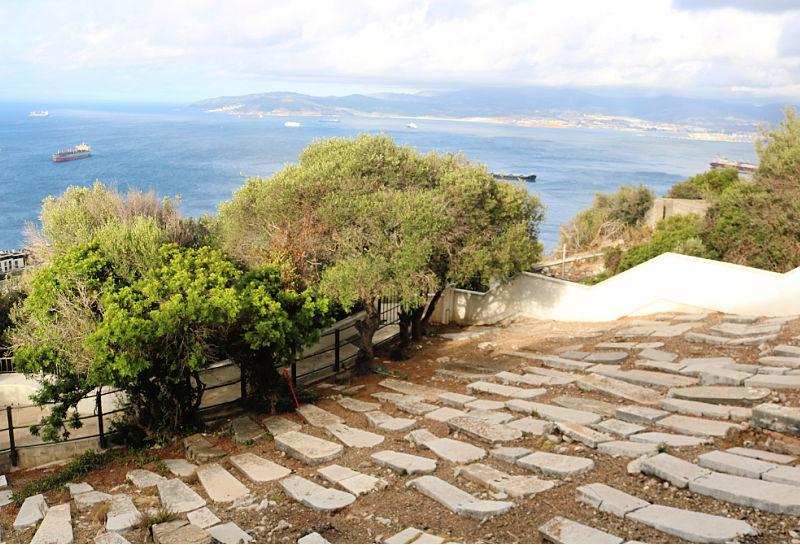 Cementerio judío - Qué visitar en Gibraltar