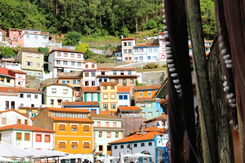 Cudillero, el pueblo más bonito de Asturias costa
