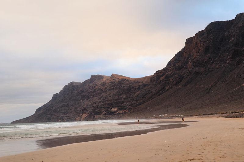 Famara, la playa más bonita de Lanzarote