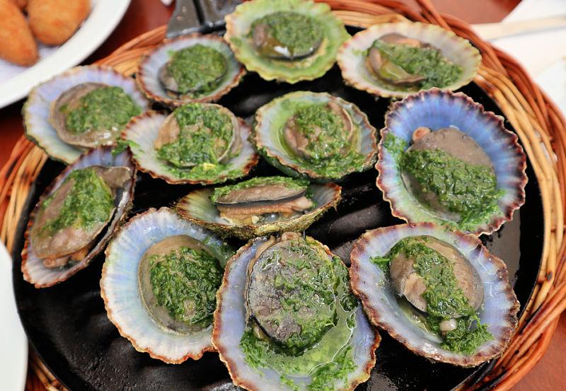 Gastronomía y platos típicos de Lanzarote: lapas