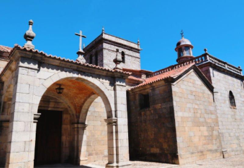 Iglesia más importante que ver en La Alberca