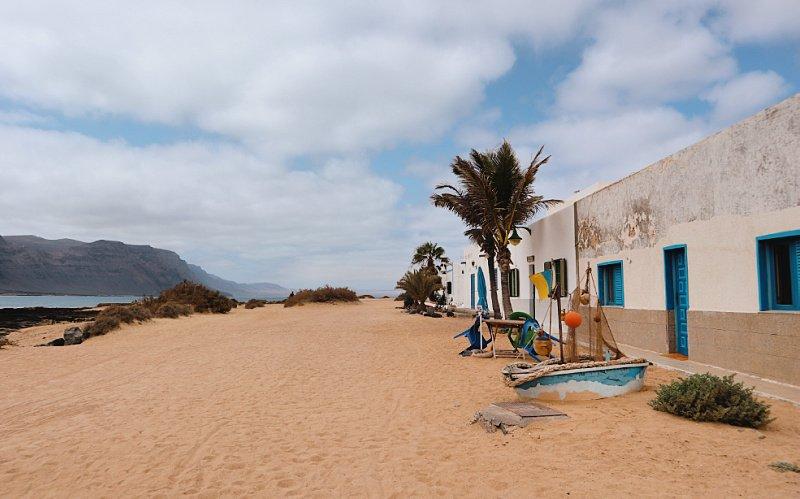 La Graciosa, mi rincón preferido que visitar en Lanzarote