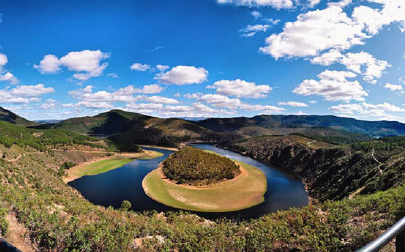 Mirador del Meandro del Melero - Qué ver en Extremadura