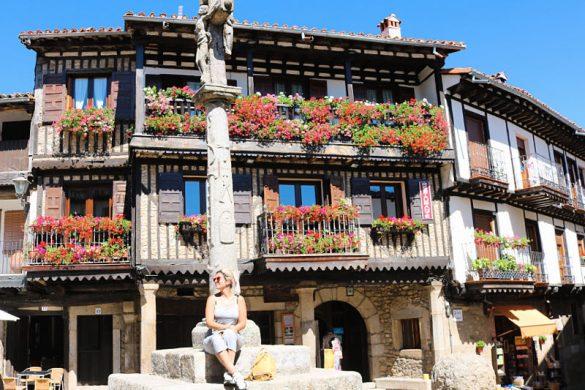 Qué ver en La Alberca: la Plaza Mayor