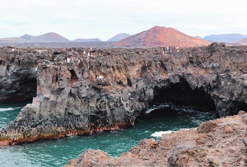 Qué visitar en Lanzarote: Los Hervideros