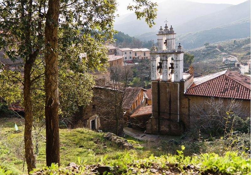 Robledillo de Gata: imprescindibles de Extremadura