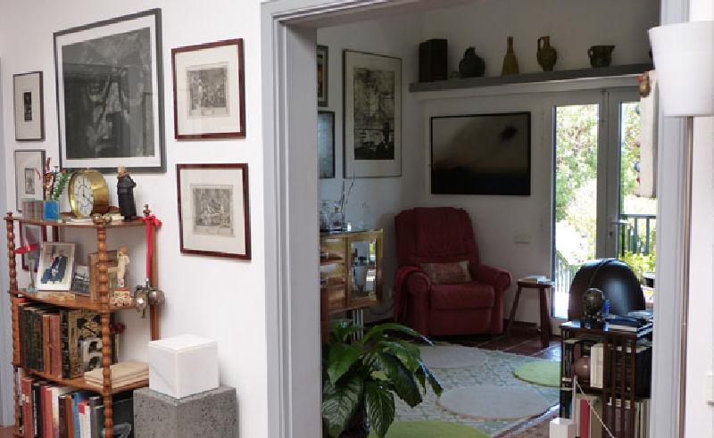Visitar en Lanzarote la casa de Saramago