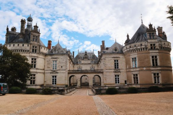 Vistas del palaciego Château du Lude