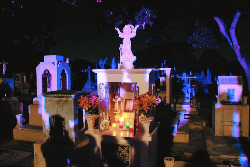 Cementerio General de Mérida - Yucatán