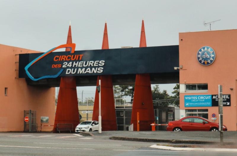 Circuito 24 horas de Le Mans