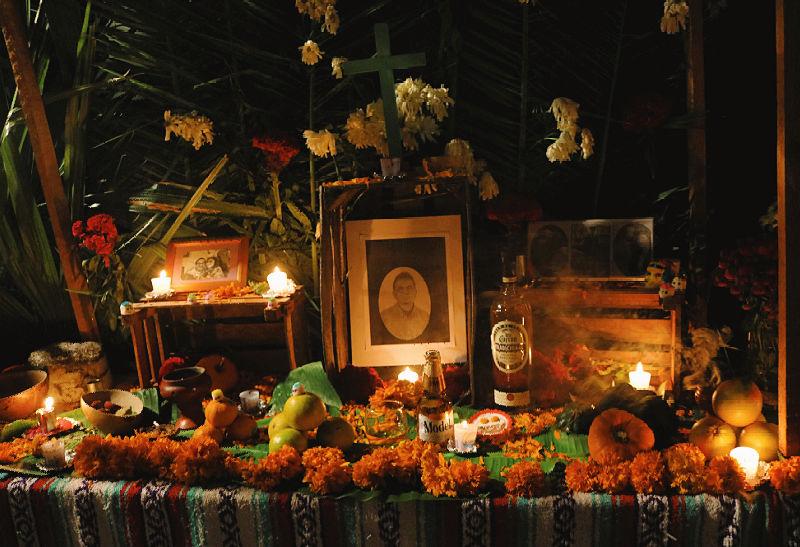 Los cuatro elementos en los altares del Día de Muertos - Seguro de viaje para México