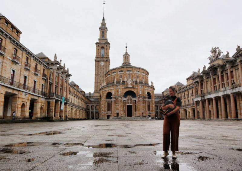 Visitar La Laboral de Gijón con perro